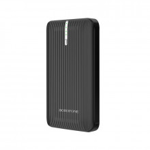 Внешний аккумулятор Borofone BT18 Prosperous mobile power bank 7000mAh Black